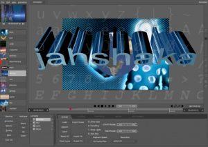 Jahshaka video editing software