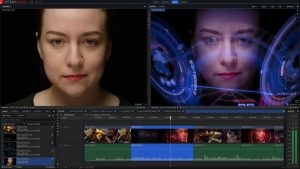 HitFilm 4 Express video editing software