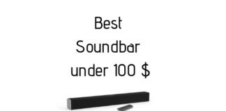 Best Soundbar under 100 $