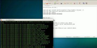 DroidCam on Linux