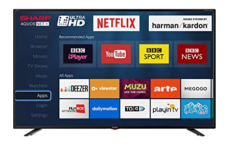 How to add apps to sharp smart tv