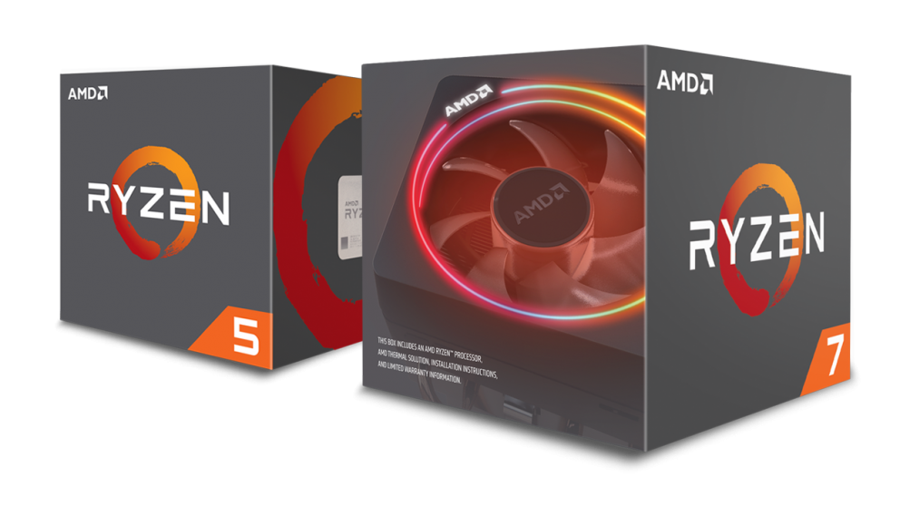 AMD Ryzen™ Desktop Processor