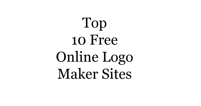 Top 10 Best Logo Generator In 2018 Click4infos
