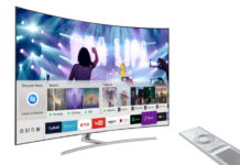 samsung smart tv internet connection