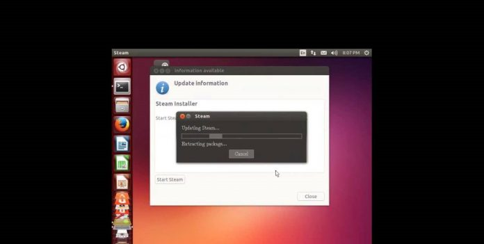 install the Steam client on Ubuntu,