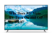 Vizio TV keeps turning off