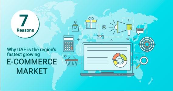 7 reasons why UAE E-commerce Market Fastest Growing