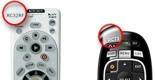 direct tv remote