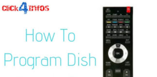 how to program a dish remote to a vizio tv