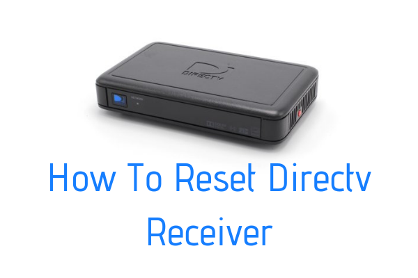 directv receiver refresh