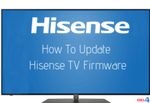 how to download apps on hisense tv