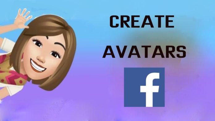 How do I create an avatar on Facebook