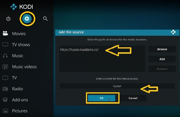 How to install addon installer on kodi 17
