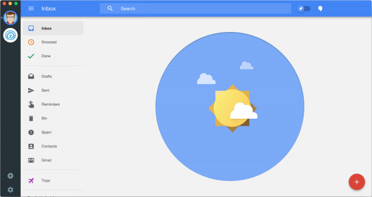 how to install the Google Inbox Inboxer client on Linux.