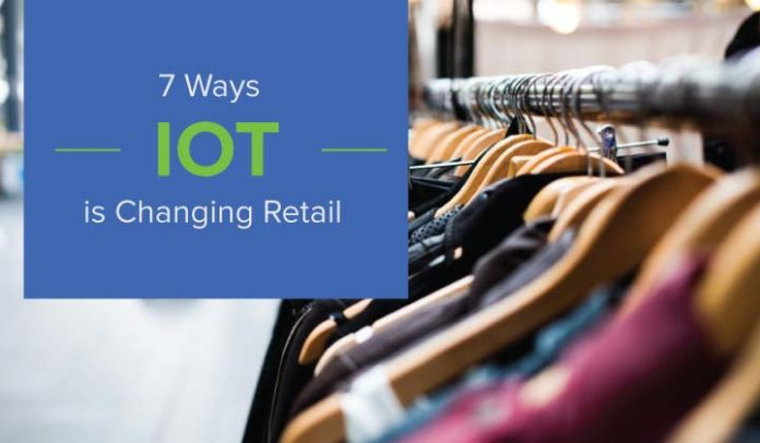 IoT Is Changing Retail