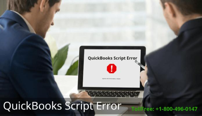 QuickBooks Script Error (1)