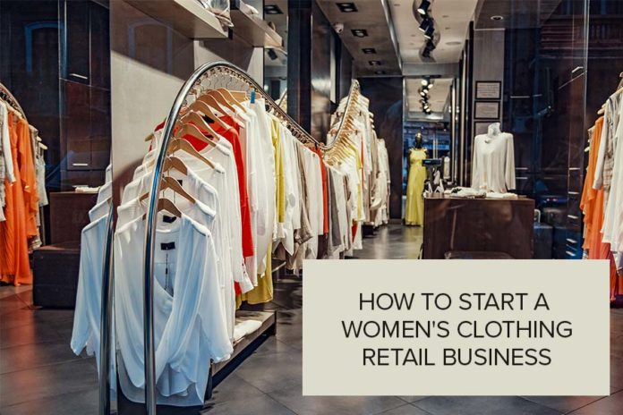 Women's Clothing Retail Business