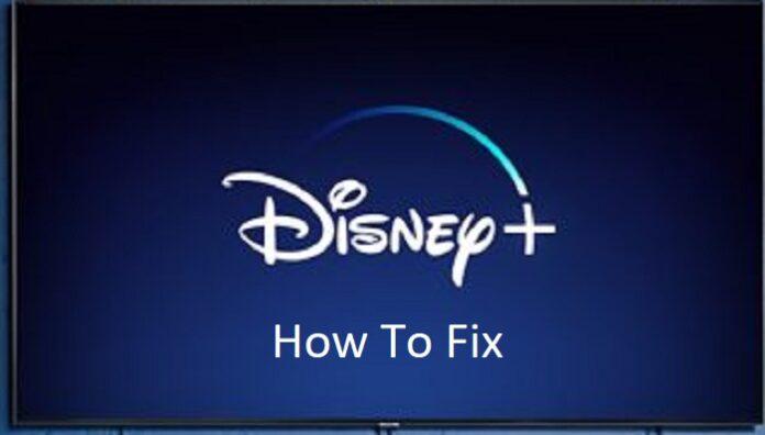 disney plus not working on samsung tv