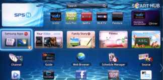 samsung smart tv apps download