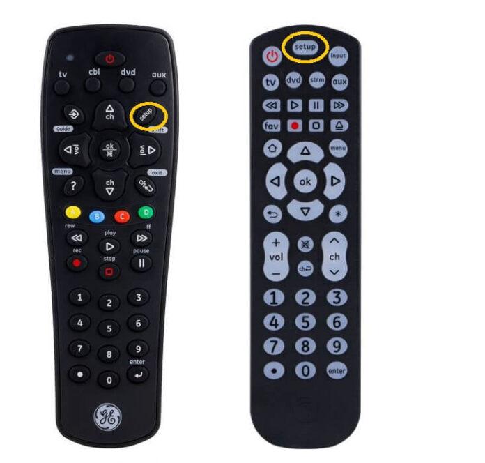 ge 4 device universal remote