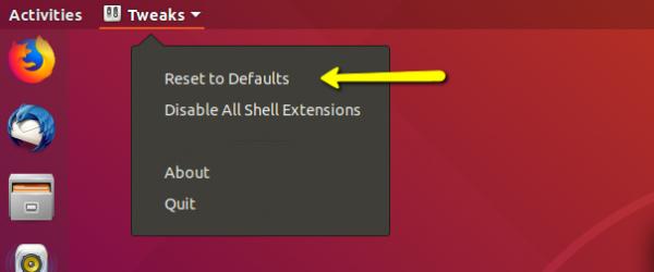 GnomeDesktopenvironment