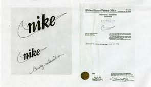 history of nike logo