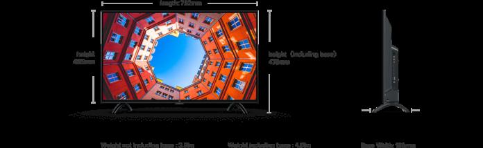 Mi LED TV 4C PRO 32