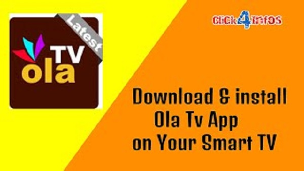 ola tv app on firestick