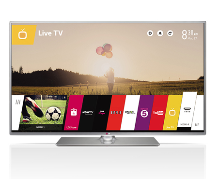 How to play photos and videos on your LG Smart TV ?