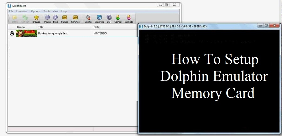 New Dolphin Memory Card Maker