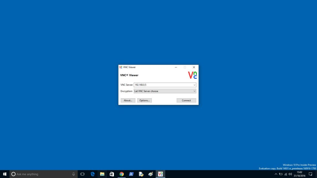 Connect from anywhere to your Raspberry Pi with VNC CONNECT