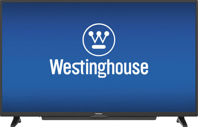 westinghouse smart tv reset